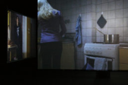 cinzia fossati | set design | Schlagende Wetter | art installation