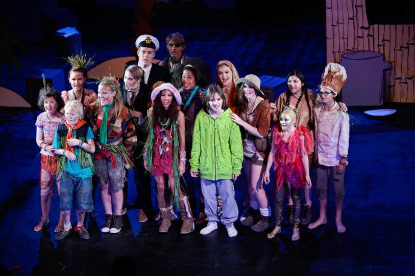 Cinzia Fossati | costumes | musical | kids for kids
