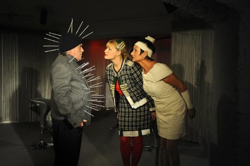 Cinzia Fossati | costumes | Theater Blau Maus München