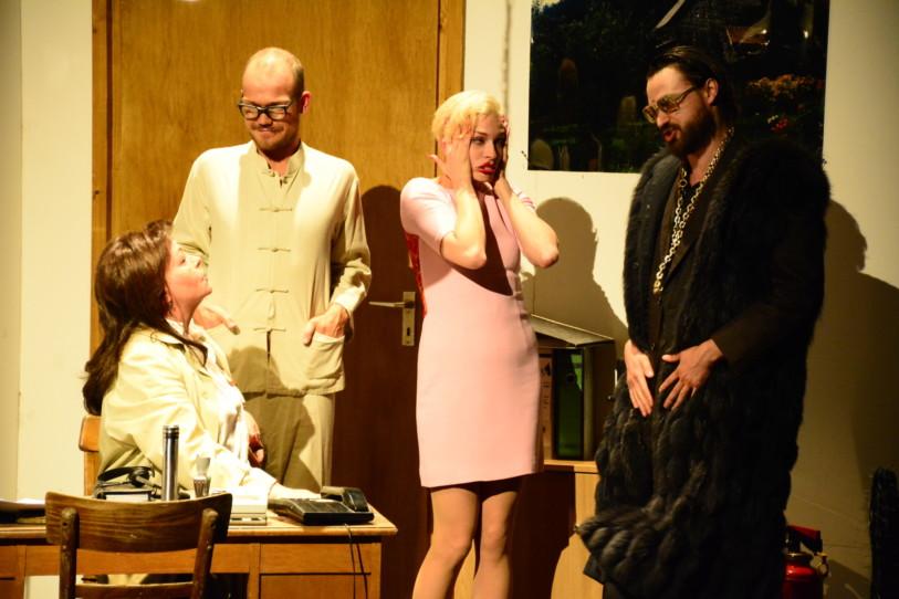 Cinzia Fossati   costumes   Polizeiruf   Staatstheater Stuttgart   Schauspiel Stuttgart Nord