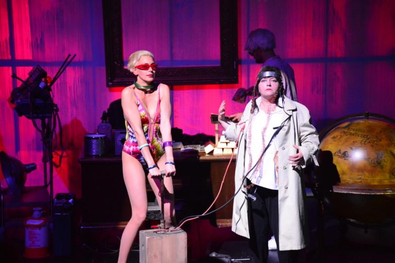 Cinzia Fossati | costumes | Polizeiruf | Staatstheater Stuttgart | Schauspiel Stuttgart Nord