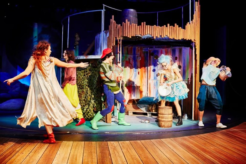 Cinzia Fossati | costumes | Peter Pan | director Peter Raffalt | Wuppertaler Bühnen