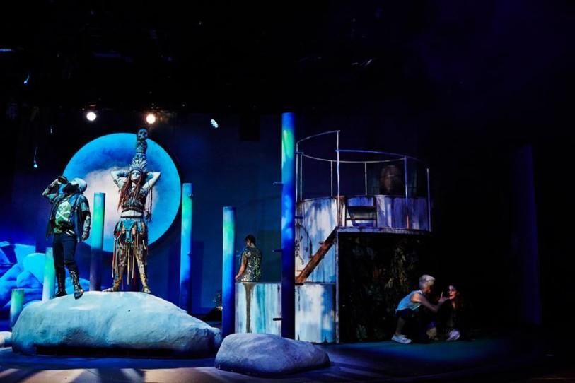 Cinzia Fossati   costumes   Peter Pan   director Peter Raffalt   Wuppertaler Bühnen