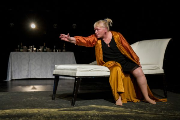Cinzia Fossati   costumes   Fräulein Else   Wolfgang Michalek  Abschied von Gestern   Staatstheater Stuttgart   Schauspiel Stuttgart Nord