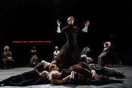 Cinzia Fossati | costumes | King's Wives | Armin Petras | Abschied von Gestern | Staatstheater Stuttgart | Schauspiel Stuttgart Nord