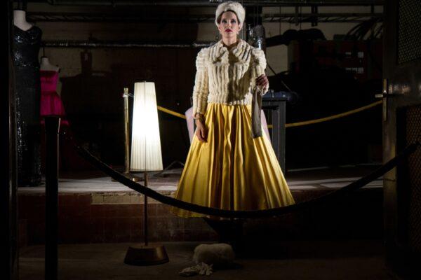 Cinzia Fossati   costumes   Tiefer als die Nacht   Abschied von Gestern   Staatstheater Stuttgart   Schauspiel Stuttgart Nord