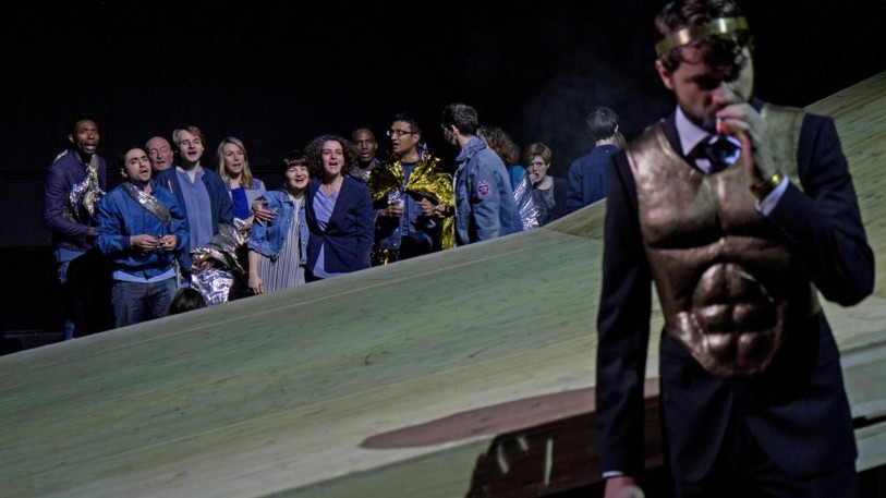 Cinzia Fossati | costumes | Kinder des Herakles | Armin Petras | Abschied von Gestern | Staatstheater Stuttgart | Schauspiel Stuttgart Nord