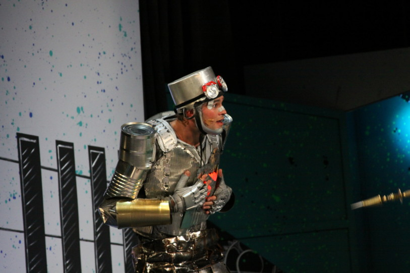 Cinzia Fossati | costumes | the wizard of Oz | director Peter Raffalt | Wuppertaler Bühnen