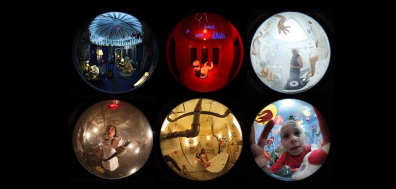 Cinzia Fossati | set design | video installation | Six doors | Sonja Kröner & Sigmar Warnecke
